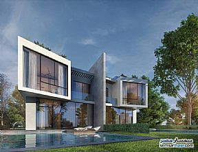 Ad Photo: Villa 4 bedrooms 3 baths 309 sqm extra super lux in New Capital  Cairo