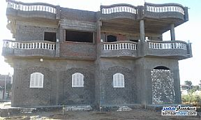Ad Photo: Villa 6 bedrooms 2 baths 305 sqm without finish in Amereyah  Alexandira