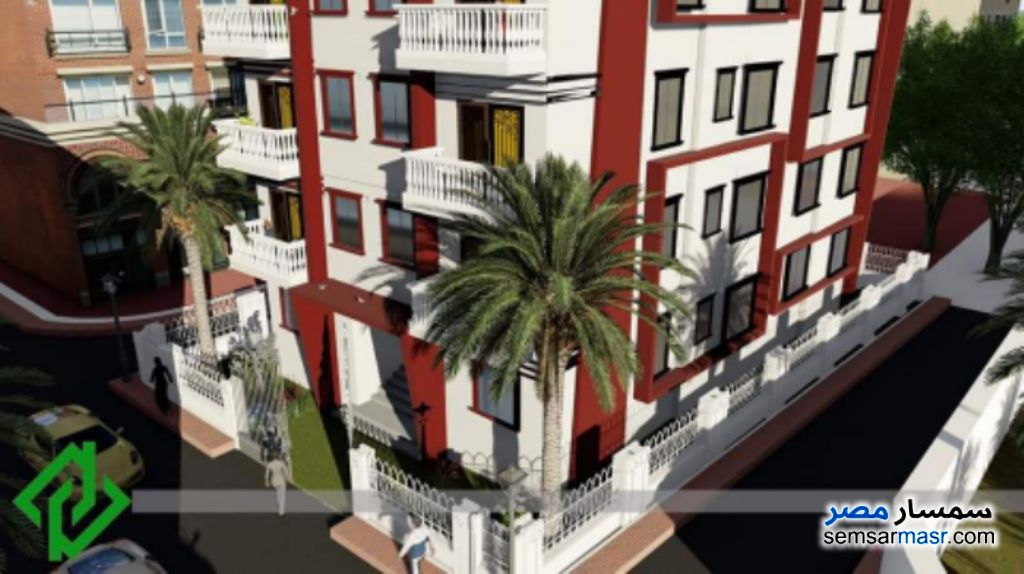 Photo 1 - Apartment 5 bedrooms 3 baths 240 sqm semi finished For Sale Badr City Cairo