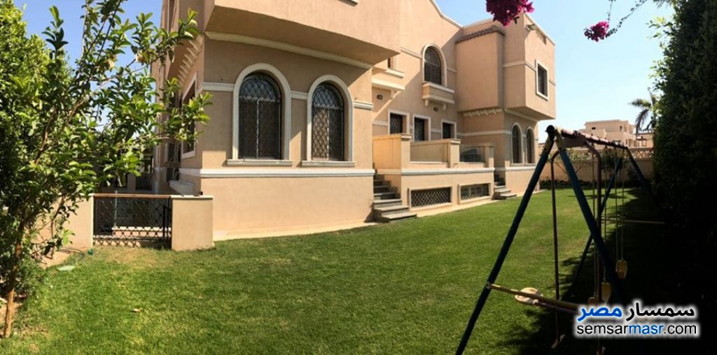 Photo 16 - Villa 7 bedrooms 8 baths 1,180 sqm extra super lux For Sale Dreamland 6th of October