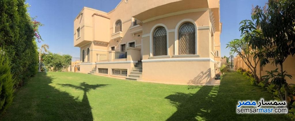 Photo 23 - Villa 7 bedrooms 8 baths 1,180 sqm extra super lux For Sale Dreamland 6th of October