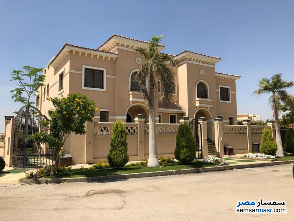 Photo 26 - Villa 7 bedrooms 8 baths 1,180 sqm extra super lux For Sale Dreamland 6th of October