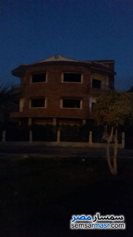 Photo 1 - Villa 10 bedrooms 9 baths 770 sqm semi finished For Sale Shorouk City Cairo