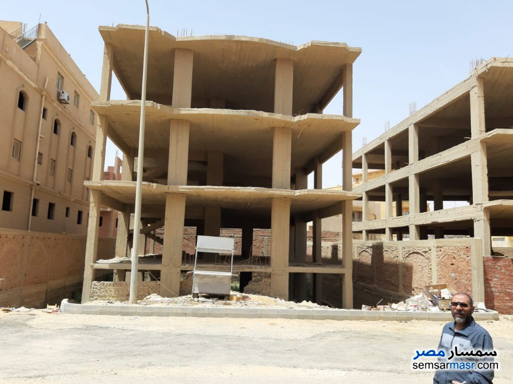 Ad Photo: Villa 10 bedrooms 6 baths 540 sqm without finish in Mukhabarat Land  6th of October