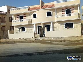Ad Photo: Villa 1 bedroom 1 bath 800 sqm without finish in Shorouk City  Cairo