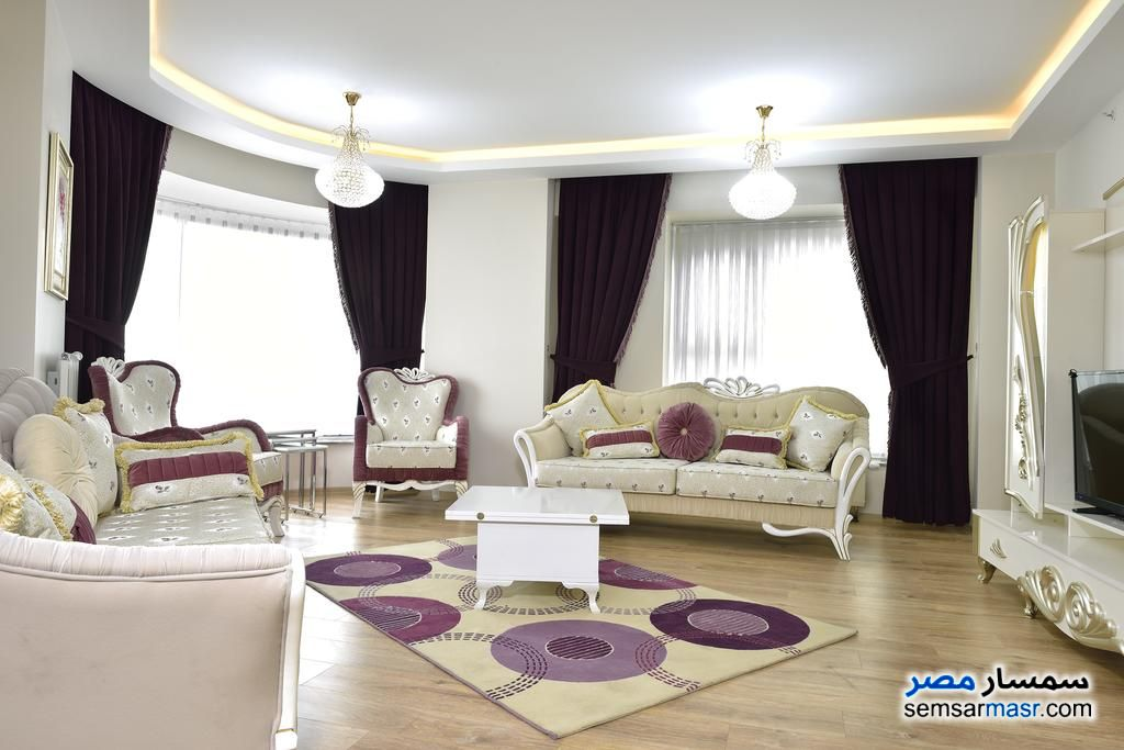Ad Photo: Apartment 2 bedrooms 1 bath 120 sqm extra super lux in Giza
