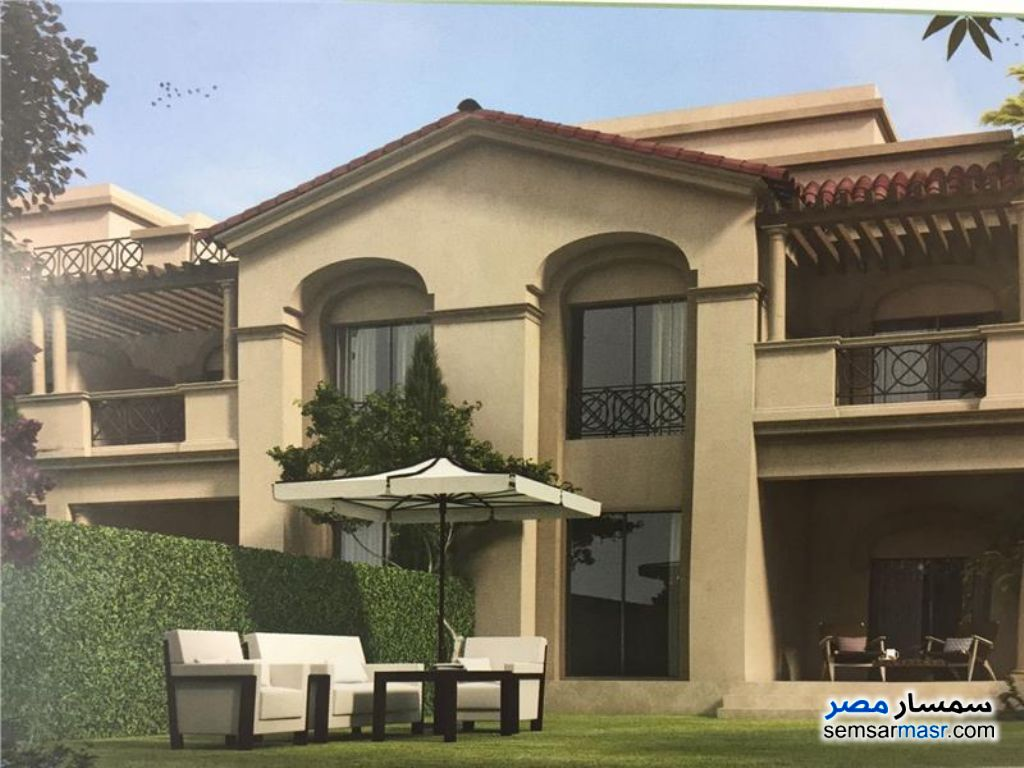 Photo 6 - Villa 3 bedrooms 3 baths 197 sqm semi finished For Sale Madinaty Cairo