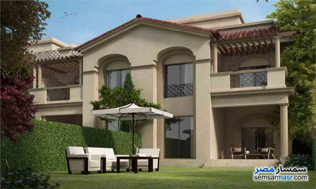 Ad Photo: Villa 3 bedrooms 3 baths 197 sqm semi finished in Egypt