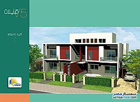 Ad Photo: Villa 3 bedrooms 3 baths 237 sqm semi finished in Cairo