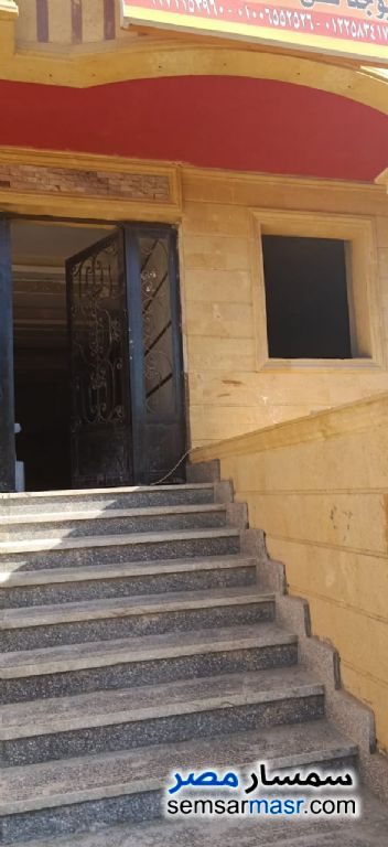 Photo 6 - Apartment 3 bedrooms 3 baths 230 sqm semi finished For Sale El Ubour City Qalyubiyah
