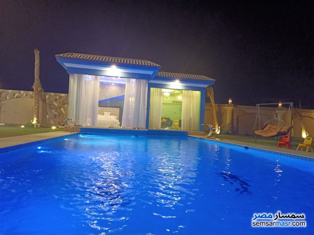 Photo 6 - Villa 7 bedrooms 3 baths 2,800 sqm extra super lux For Sale Cairo Alexandria Desert Road Giza