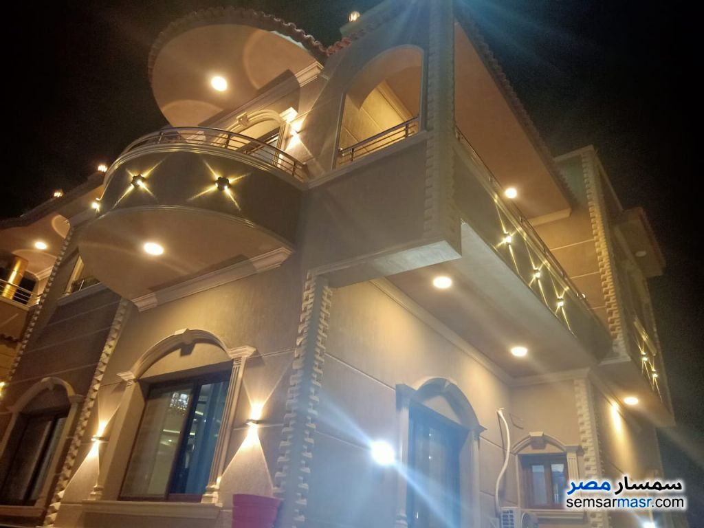 Photo 12 - Villa 7 bedrooms 3 baths 2,800 sqm extra super lux For Sale Cairo Alexandria Desert Road Giza