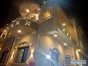 Villa 7 bedrooms 3 baths 2,800 sqm extra super lux For Sale Cairo Alexandria Desert Road Giza - 12