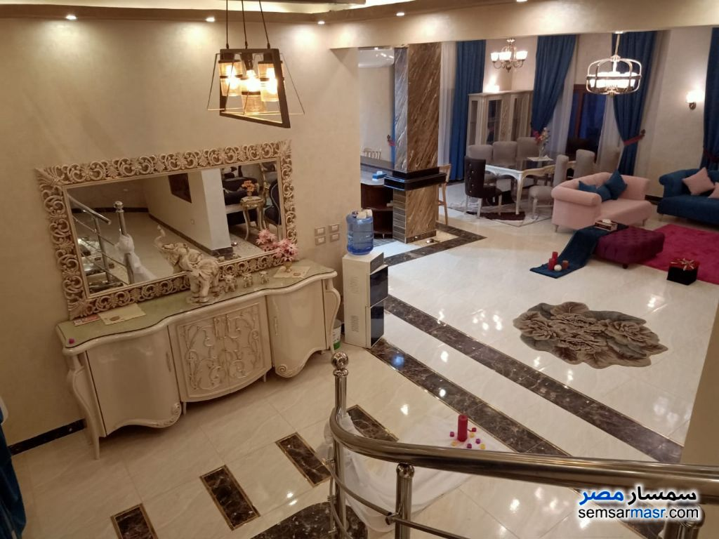 Photo 13 - Villa 7 bedrooms 3 baths 2,800 sqm extra super lux For Sale Cairo Alexandria Desert Road Giza