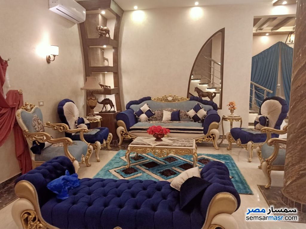 Photo 10 - Villa 7 bedrooms 3 baths 2,800 sqm extra super lux For Sale Cairo Alexandria Desert Road Giza