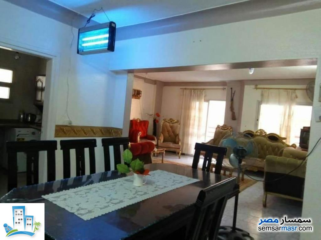 Ad Photo: Apartment 2 bedrooms 2 baths 120 sqm super lux in Agami  Alexandira