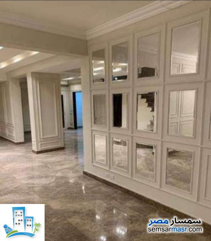 Ad Photo: Villa 6 bedrooms 7 baths 1200 sqm extra super lux in Rehab City  Cairo