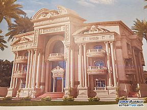 Ad Photo: Villa 2 bedrooms 1 bath 2500 sqm semi finished in Fifth Settlement  Cairo