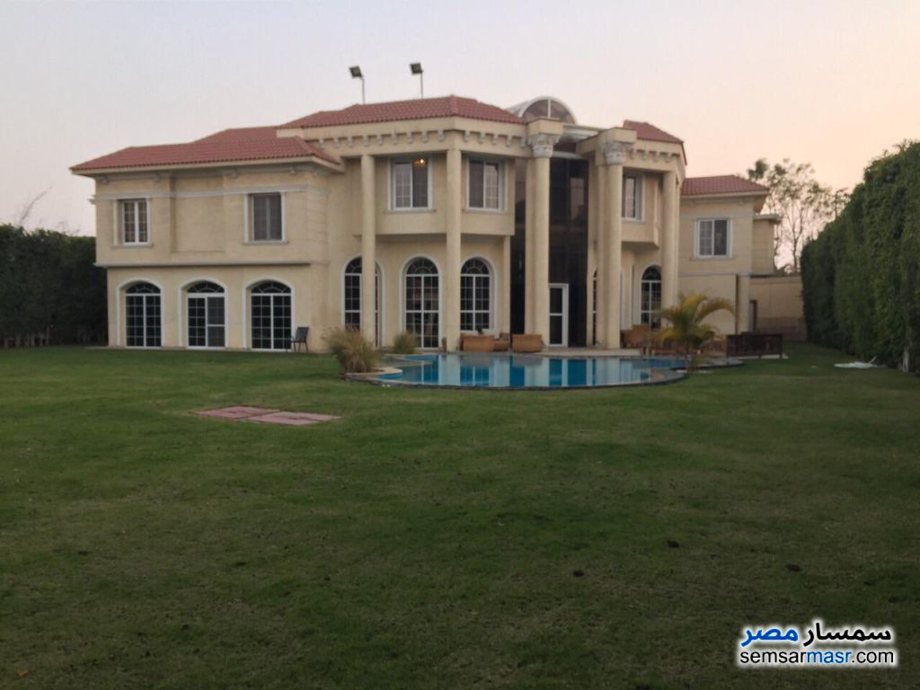 Photo 1 - Villa 8 bedrooms 7 baths 2,000 sqm extra super lux For Sale Haram Giza