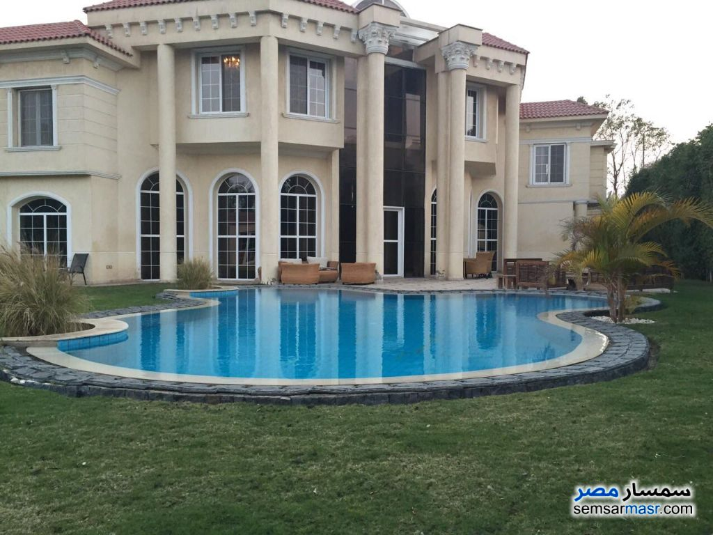 Photo 2 - Villa 8 bedrooms 7 baths 2,000 sqm extra super lux For Sale Haram Giza