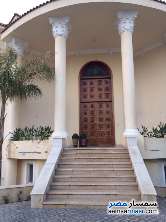 Photo 3 - Villa 8 bedrooms 7 baths 2,000 sqm extra super lux For Sale Haram Giza