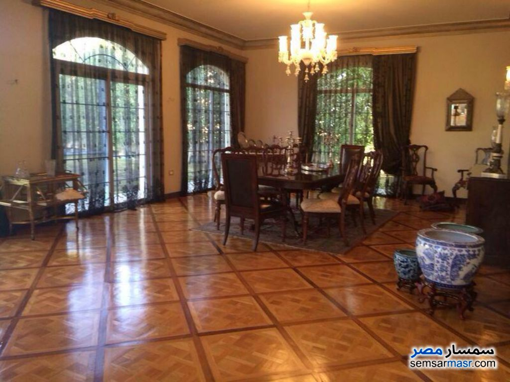 Photo 7 - Villa 8 bedrooms 7 baths 2,000 sqm extra super lux For Sale Haram Giza
