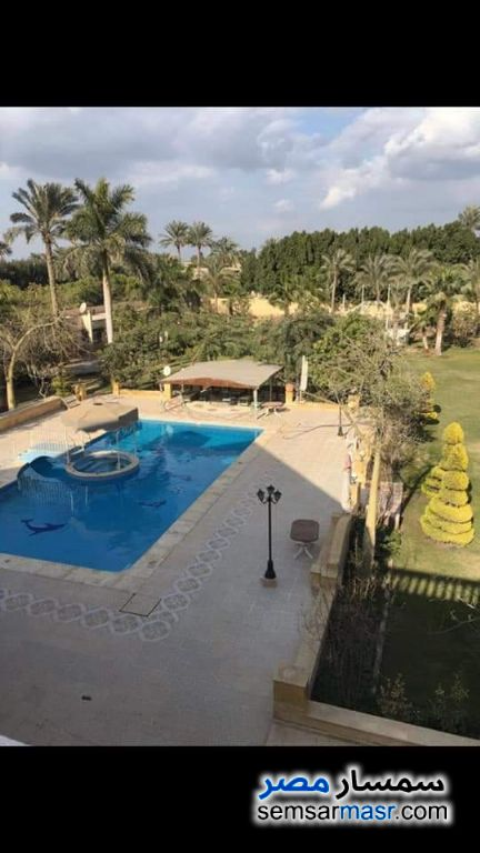 Photo 2 - Villa 17 bedrooms 13 baths 1,000 sqm extra super lux For Sale AL Mansoureyah Giza