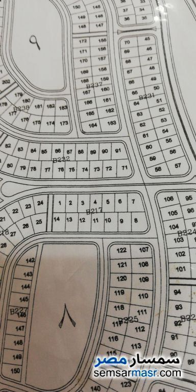 Ad Photo: Land 410 sqm in Badr City  Cairo