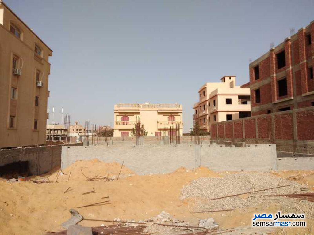 Photo 3 - Land 600 sqm For Sale North Extensions 6th of October