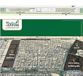 Ad Photo: Land 550 sqm in El Ubour City  Qalyubiyah