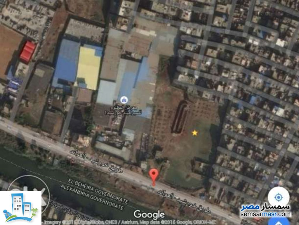 Ad Photo: Land 6000 sqm in Awayed  Alexandira