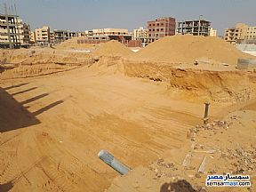 Ad Photo: Land 423 sqm in October Gardens  6th of October