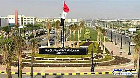Land 5,200 sqm For Sale Sheikh Zayed 6th of October - 2