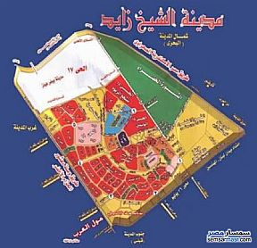 Land 5,200 sqm For Sale Sheikh Zayed 6th of October - 4