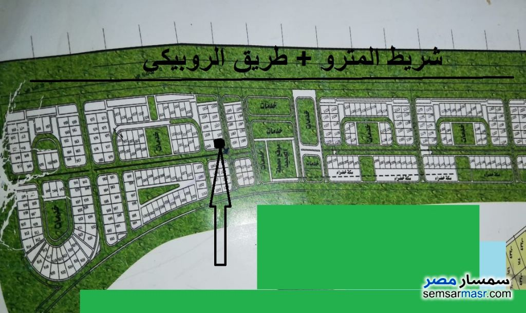 Photo 1 - Land 583 sqm For Sale Badr City Cairo