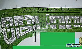 Ad Photo: Land 583 sqm in Badr City  Cairo