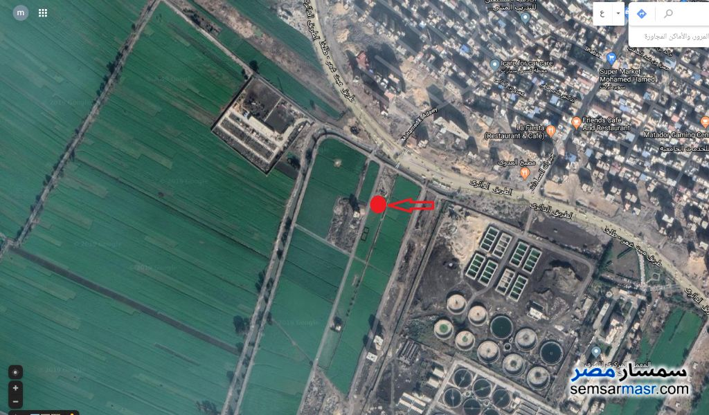 Ad Photo: Land 283 sqm in Mansura  Daqahliyah