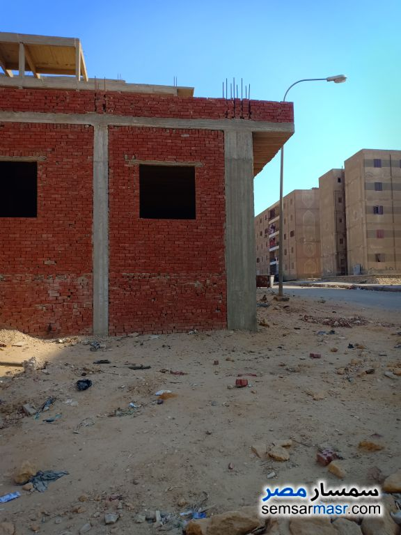 Photo 1 - Building 505 sqm without finish For Sale Badr City Cairo