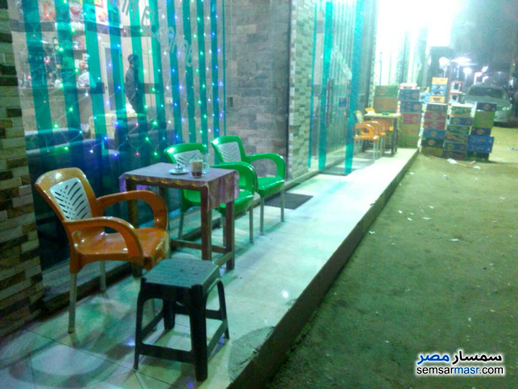 Photo 1 - Commercial 200 sqm For Rent Haram Giza