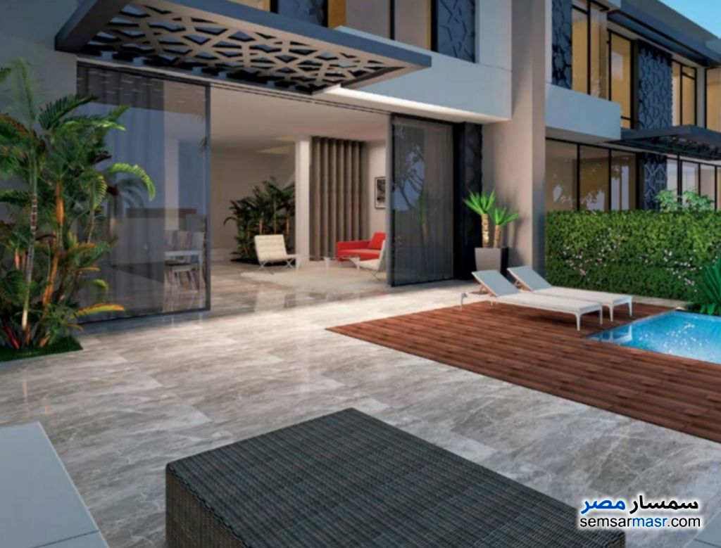Photo 3 - Villa 5 bedrooms 2 baths 300 sqm without finish For Sale North Extensions 6th of October