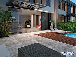 Villa 5 bedrooms 2 baths 300 sqm without finish For Sale North Extensions 6th of October - 3