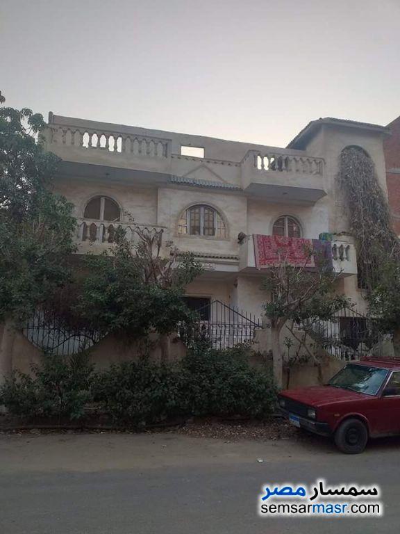 Photo 1 - Villa 15 bedrooms 4 baths 980 sqm semi finished For Sale Districts 6th of October