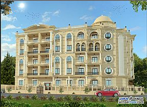 Apartment 2 bedrooms 1 bath 90 sqm semi finished For Sale New Heliopolis Cairo - 2