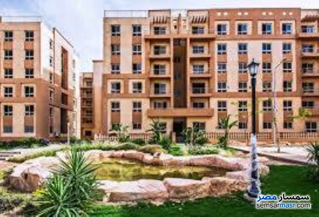 Photo 1 - Apartment 2 bedrooms 1 bath 80 sqm semi finished For Sale Hadayek Al Ahram Giza