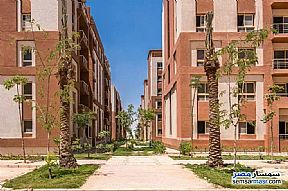 Apartment 2 bedrooms 1 bath 80 sqm semi finished For Sale Hadayek Al Ahram Giza - 3