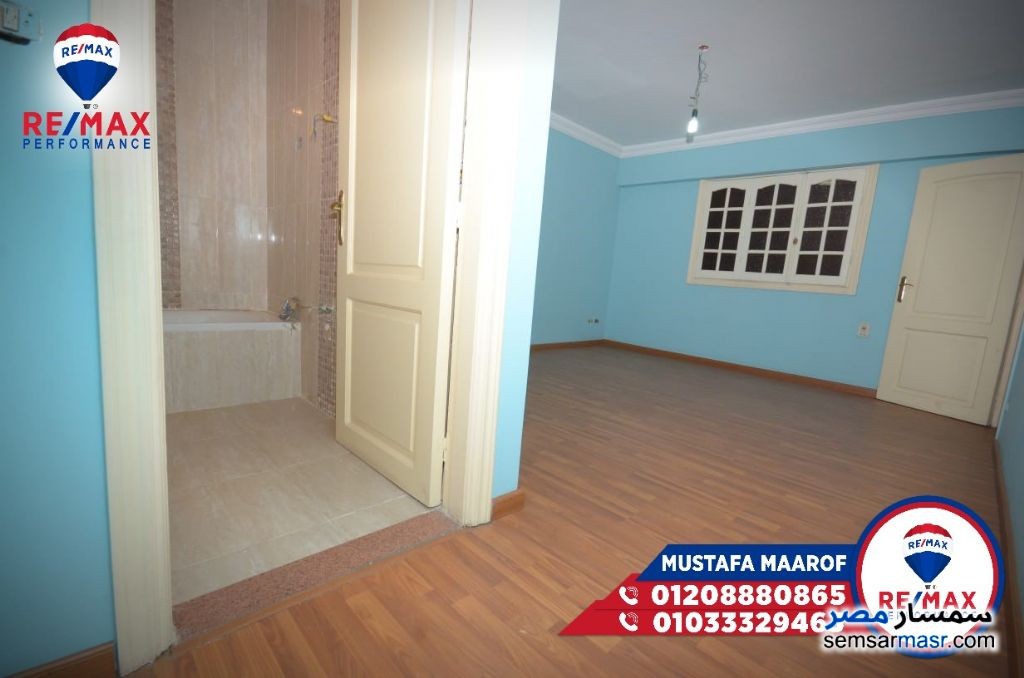 Photo 4 - Apartment 3 bedrooms 3 baths 270 sqm extra super lux For Sale Al Lbrahimiyyah Alexandira