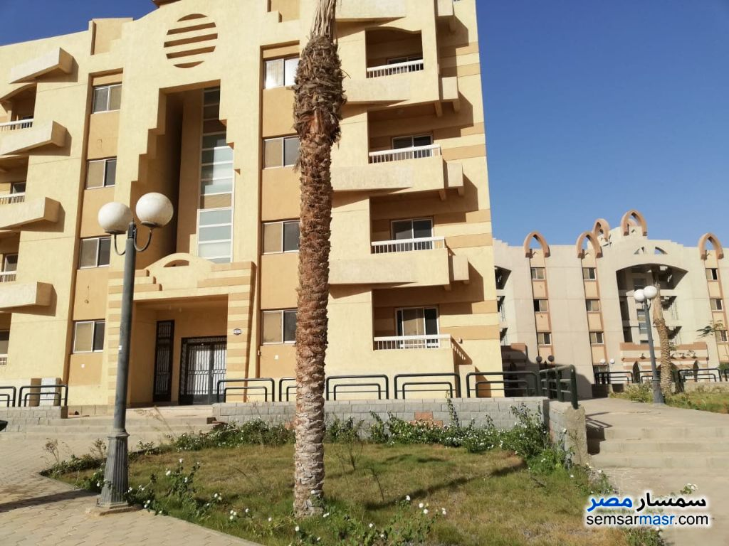 Photo 3 - Apartment 3 bedrooms 2 baths 172 sqm semi finished For Sale Districts 6th of October