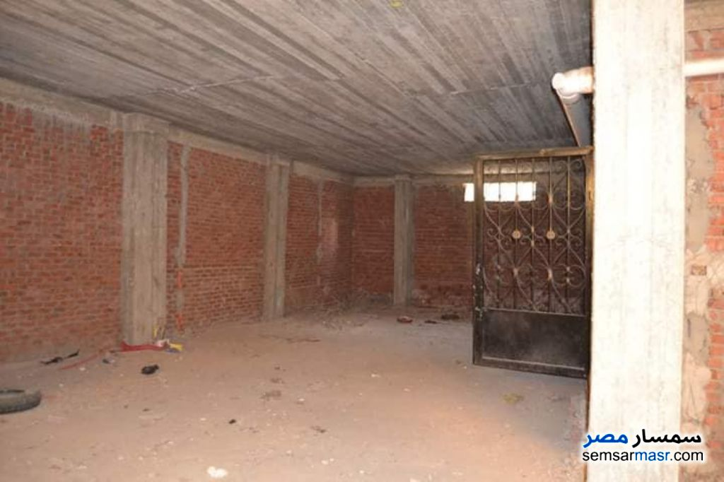 Photo 2 - Apartment 3 bedrooms 1 bath 160 sqm without finish For Sale El Ubour City Qalyubiyah