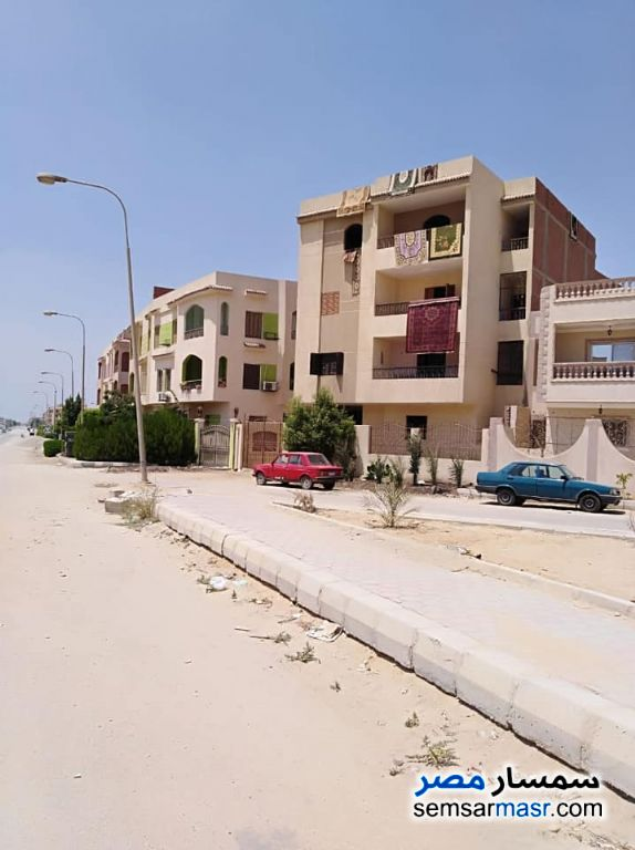 Photo 1 - Apartment 3 bedrooms 1 bath 160 sqm without finish For Sale El Ubour City Qalyubiyah