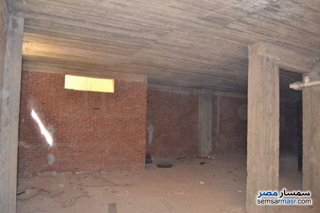 Photo 5 - Apartment 3 bedrooms 1 bath 160 sqm without finish For Sale El Ubour City Qalyubiyah